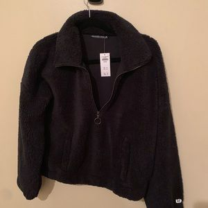 Abercrombie & Fitch teddy pull over
